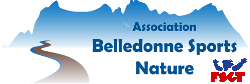 Logo Association Belledonne Sports Nature