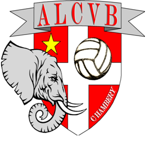 Logo club Amicale Laïque Chambéry Volley Ball
