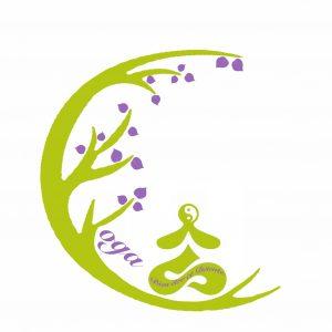 Logo Yoga bien être et détente