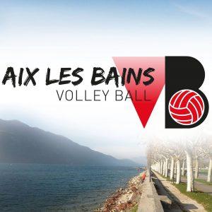 Logo club Aix les Bains Volley-ball