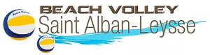 Logo club Beach Volley Saint Alban Leysse