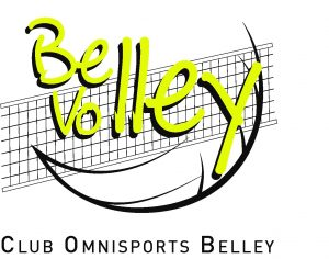 Logo club CO Belley Volley Ball