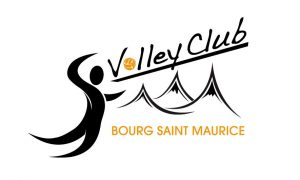 Logo club Volley Bourg Saint Maurice