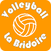 Logo club Volley Ball La Bridoire