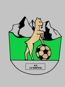 Logo club Association Sportive Le Montcel