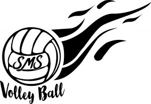 Logo club Saint Michel Sport Volley Ball