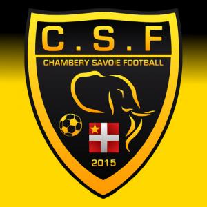 Logo club Chambéry Savoie Foot