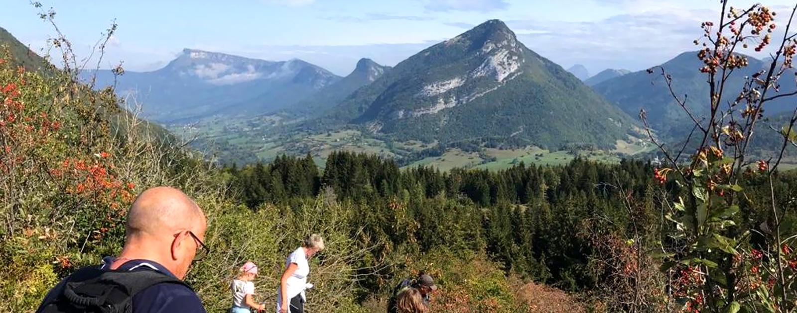 Automne de la randonnée FSGT Savoie 73