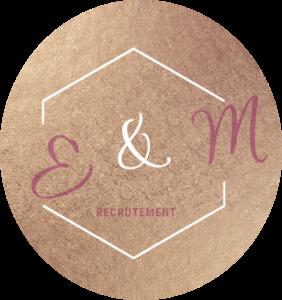 Logo club E&M Recrutement