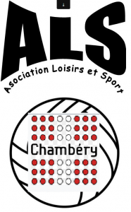 Logo ALS VOLLEY Chambery